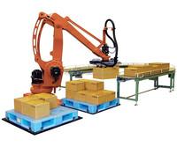 130kg Automatic Handling Robotic Arm for Palletizing Guangzhou China