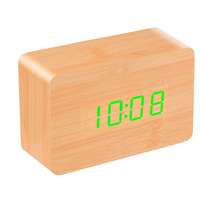 Discount Natural Color Light Led Color Change Digital Alarm Clock