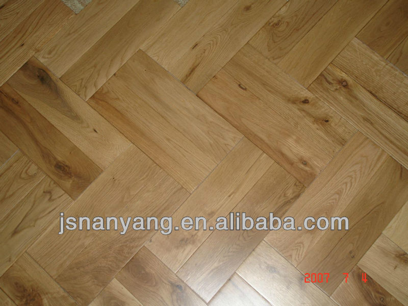 Russia Oak parquet engineered wooden flooring manufacturer