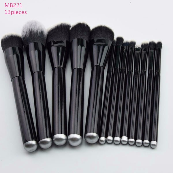 Factory directly 2018 Hottest makeup brushes !!! 6pcs set healthy soft silicone head cosmetic mask makeup brush set