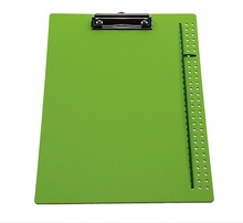custom color hard PP foam cover plastic document holder, lock pen bill file folder with clipboard wholesale
