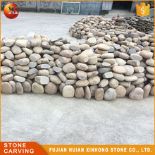Wholesale Good Quality 15cm Polish River Rock