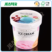 Hot 32oz paper ice cream cups wholesale