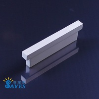 E715-96 long bar drawer hardware pull, modern style cabinet handle, glass door handle