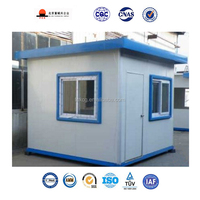 Prefabricated Portable Heat Preservation Insulated Sandwich Panel Guard House