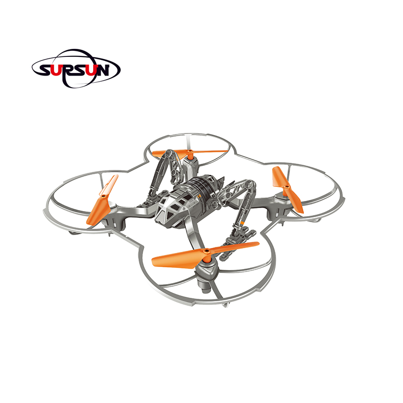 YD-IDR903 Independence Day Villain Remote Control Model Aircraft Drone Aircraft Heading Roll Helicopter Q2.4G helicopter drone