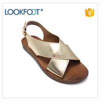 China factory wholesale latest fashion girls sandals shoes women 2017 ladies photo