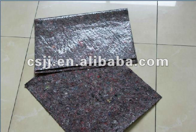 Printed felt/paint pad with pe waterproof film/nonwoven paint pad