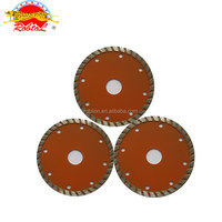 turbo small diamond saw blade for concrete granite marble cutting disc