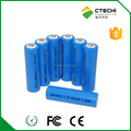 Rechargeable battery lifepo4 Battery IFR14500 3.2V 600mAh cell rechargeable battery for electric scooter