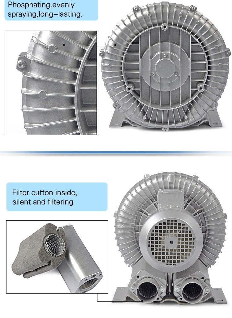 Small Centrifugal Fans : Freesea new low noise small size centrifugal blower
