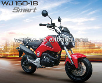 Thailand monkey motorcycle / mini bike 150cc (WJ150-18)