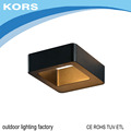 square size bulkhead LED light decorative wall lamps popular led wall lighting in spain