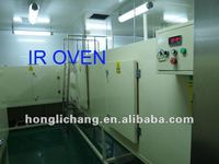 IR Tunnel Oven & UV Curing Oven