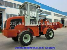 Mini wheeled loader with CE,