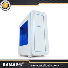 SAMA Hottest High-End Handmade Good Feedback Elegant Mid Tower Type Computer Case