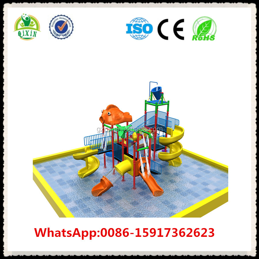 Water Park Plyground Toys/ backyard water park/ jumping water slide