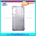 Newest Transparent Clear Phone Cases Cover For iPhone X