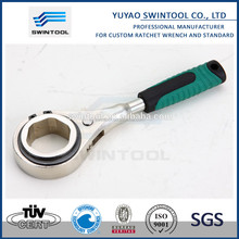 Ratchet Handle Wrench Type and Alloy Material truck tire impact wrench