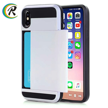 Supplier Amazon Factory Price protective armor back case cover for iPhone X 8 8 PLUS