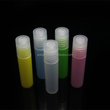 5 ml PP cosmetic package roller ball bottle for essential oils