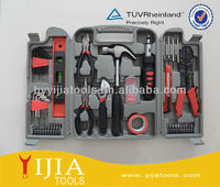 129pcs for promotion, household hand tool set , tool kit,