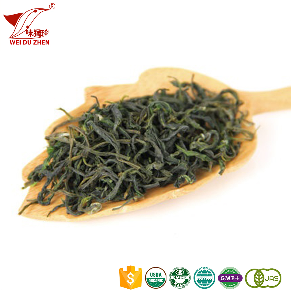 Factory Direct Supply Panda's Home Early Spring Rolled Moderate Brand Names Tea Green Tea Maofeng Premium Quality