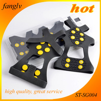 slip resistant rubber sole shoe
