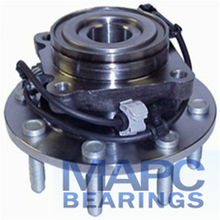 515058, 15042868, BR930416, SP580310 2500HD 4WD 4x4 (2001 - 2004) 2002 2003 Front Wheel Hub Bearing for Chevy