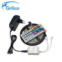 Free Sample full color changing ws2812b ra95 cct 2835 sk6812 rgb led strip 5v for decoration