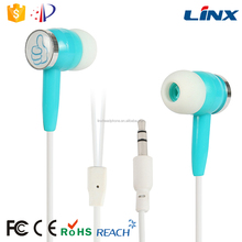 Mobile Phone Accessories Wired Earphone without Microphone LX-MQ01