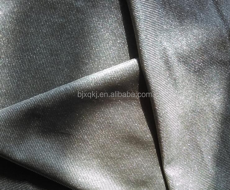 radiation proof fabric / silver fiber conductive fabric