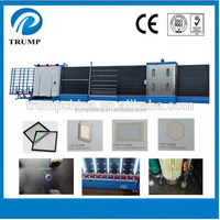 insulating glass machine/ washing drying pressing assembling processing line