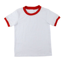 Classic Design Childrens Clothing Competitive Price Good Quality Kidswear Home/School Wear Kid's Cotton Summer T-shirts