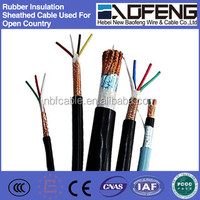 Heavy Type Silicon Rubber Insulated and Sheathed Flexible Cable - See more at: http://user.tradesparq.com/user2#search/productde