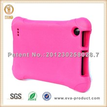 EVA foam shock proof case cover for amazon kindle fire hd 7 2015