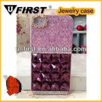 newest arrivall!!! Hot sell!!! Fashion phone case crystal 3d