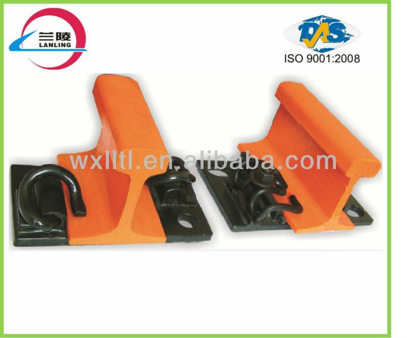 WJ-2 reduce vibration subway fastener