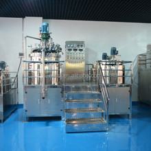 CE certification lube oil blending plant mixing equipment