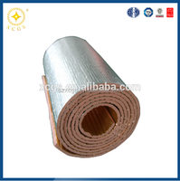 foil backed foam insulation heat thermocol building reflective insulation