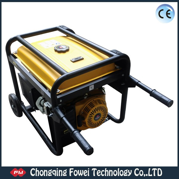 spring powered handy 220v home electric generator