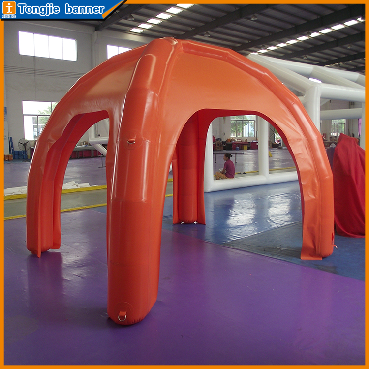 Advertising logo printing inflatable event tent
