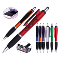 Alibaba hot school and office stationery promotion pen with customized logo