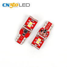 DC12V 2835 T10 5smd canbus led interior bulbs car led light auto tuning dome lights