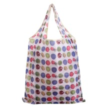 Fashion Design Best Quality Polyester Drawstring Net Shopping Bag