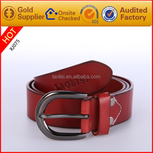 mens casual belts custom made leather baseball belts