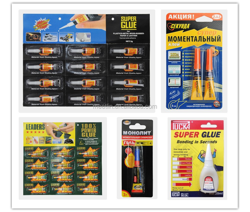 multi purposes 5g super glue 502 cyanoacrylate adhesive