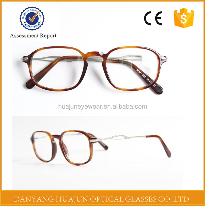 Full-rim round style 2014 new fashion new design vintage eyewear optical frames for men and women