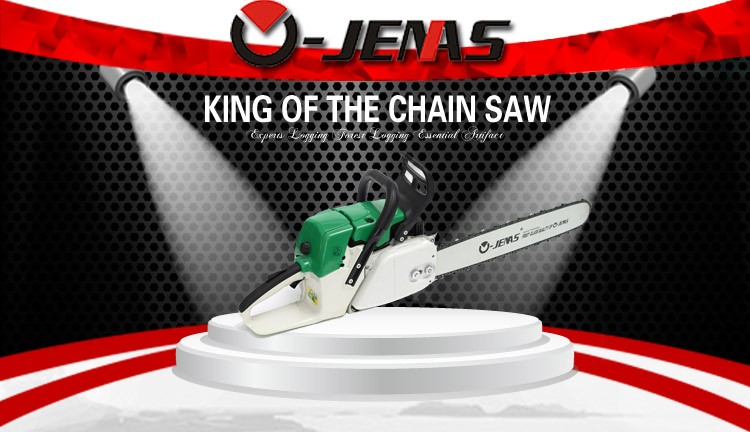 China supplier 381 72CC tree chain saw cutting tool