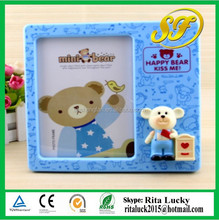 Cheap Chinese frame photo factory price 7""